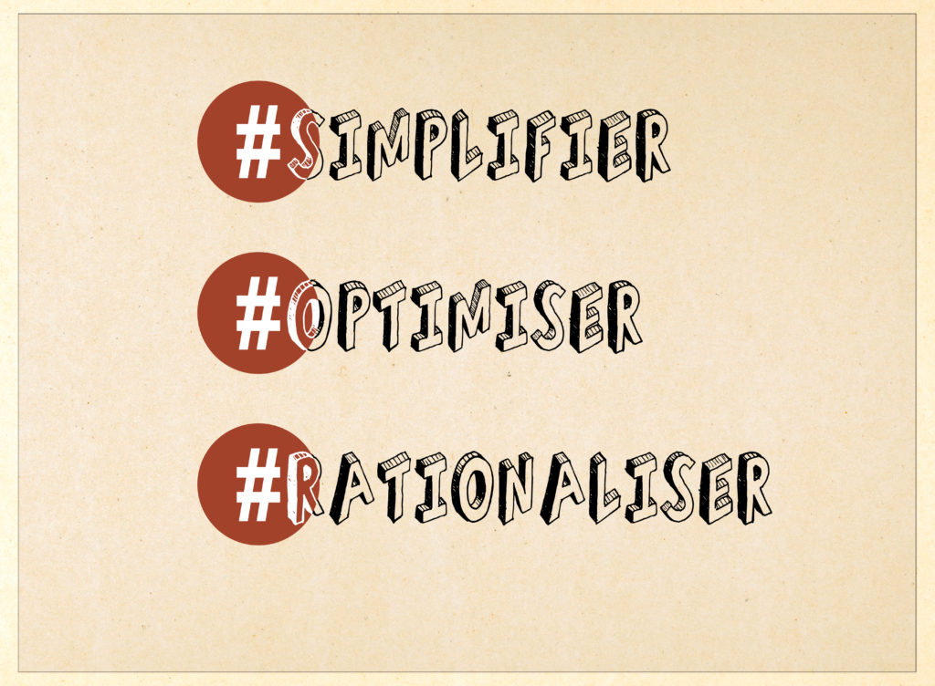 Simplifier optimiser rationaliser